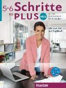 Cover-Bild zu Schritte plus Neu 5+6 B1 Deutsch als Zweitsprache. Medienpaket von Hilpert, Silke