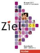 Cover-Bild zu Ziel C1 Band 01. Lektion 1-6. Kursbuch und Arbeitsbuch mit Lerner-CD-ROM von Winkler, Maresa