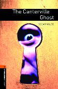 Cover-Bild zu Oxford Bookworms Library: Level 2:: The Canterville Ghost von Wilde, Oscar