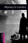Cover-Bild zu Oxford Bookworms Library: Starter Level:: Mystery in London von Brooke, Helen