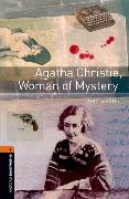 Cover-Bild zu Oxford Bookworms Library: Level 2:: Agatha Christie, Woman of Mystery von Escott, John