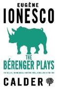 Cover-Bild zu Berenger Plays (eBook) von Ionesco, Eugene