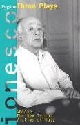 Cover-Bild zu Amedee, the New Tenant, Victims of Duty: Three Plays von Ionesco, Eugene