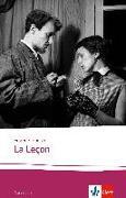 Cover-Bild zu La Leçon von Ionesco, Eugène