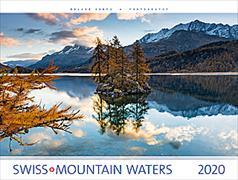 Cover-Bild zu Cal. Swiss Mountain Waters Ft. 45x34 2020