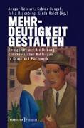 Cover-Bild zu Mehrdeutigkeit gestalten (eBook) von Schnurr, Ansgar (Hrsg.)