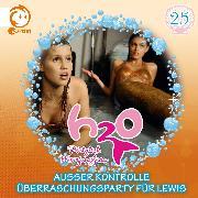 Cover-Bild zu 25: Außer Kontrolle / Überraschungsparty für Lewis (Audio Download) von Karallus, Thomas