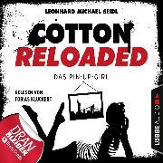 Cover-Bild zu Jerry Cotton, Cotton Reloaded, Folge 31: Das Pin-up-Girl (Audio Download) von Seidl, Leonhard Michael
