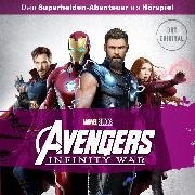 Cover-Bild zu Avengers - Infinity War (Audio Download) von Bingenheimer, Gabriele