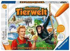 Cover-Bild zu tiptoi® Abenteuer Tierwelt