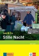 Cover-Bild zu Stille Nacht (Stufe 3). Buch + Online von Burger, Elke