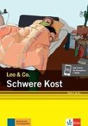 Cover-Bild zu Schwere Kost (Stufe 1). Buch + Online von Burger, Elke