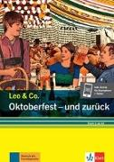 Cover-Bild zu Oktoberfest - und zurück (Stufe 2). Buch + Online von Burger, Elke