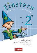 Cover-Bild zu Einstern, Mathematik, Zu den Ausgaben Bayern/ Nordrhein-Westfalen 2013/ Ausgabe 2015, Band 2, Kopiervorlagen mit CD-ROM von Bauer, Roland