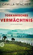 Cover-Bild zu eBook Toskanisches Vermächtnis