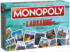 Cover-Bild zu Monopoly Lausanne (Version 2021)