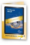 Cover-Bild zu Premium-Edition Fachkunde Metall - Einzellizenz - Freischaltcode auf Keycard von Burmester, Jürgen