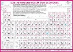 Cover-Bild zu Das Periodensystem der Elemente von Fastert, Gerhard