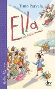 Cover-Bild zu Ella auf Klassenfahrt von Parvela, Timo