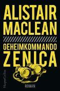 Cover-Bild zu Geheimkommando Zenica von MacLean, Alistair