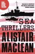 Cover-Bild zu Alistair MacLean Sea Thrillers 4-Book Collection: San Andreas, The Golden Rendezvous, Seawitch, Santorini (eBook) von MacLean, Alistair
