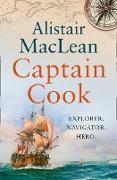 Cover-Bild zu Captain Cook (eBook) von MacLean, Alistair