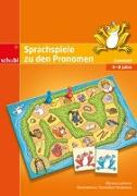Cover-Bild zu Sprachspiele zu den Pronomen 1./2. Klasse Gramatik. Kopiervorlage von Lulcheva, Dilyana