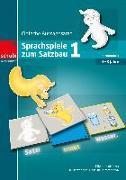 Cover-Bild zu Sprachspiele zum Satzbau 1. Grammatik von Lulcheva, Dilyana
