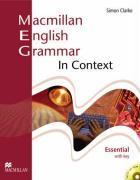 Cover-Bild zu Essential: Macmillan English Grammar In Context Essential Pack with Key - Macmillan English Grammar in Context von Clarke, Simon