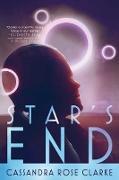 Cover-Bild zu Star's End (eBook) von Clarke, Cassandra Rose
