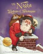 Cover-Bild zu The Night Before Christmas (eBook) von Kennedy, A. E.