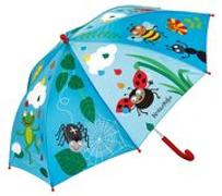 Cover-Bild zu Krabbelkäfer Regenschirm Bunte Tropfen