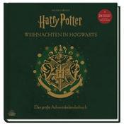 Cover-Bild zu Aus den Filmen zu Harry Potter: Weihnachten in Hogwarts: Das große Adventskalenderbuch