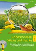Cover-Bild zu Lebensraum Wiese und Hecke - Klasse 1/2 von Kurt, Aline