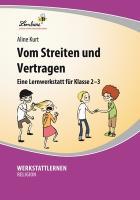Cover-Bild zu Vom Streiten und Vertragen von Kurt, Aline