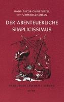 Cover-Bild zu Der abenteuerliche Simplicissimus von Grimmelshausen, Hans Jakob Christoffel von