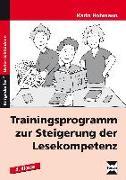 Cover-Bild zu Trainingsprogramm zur Steigerung der Lesekompetenz, 4. Klasse von Hohmann, Karin