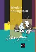 Cover-Bild zu Campus A Palette. Wiederholungsheft 1. Zu den Lektionen Campus A 1-14 von Jürgensen, Sissi