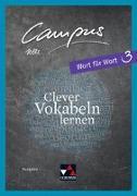 Cover-Bild zu Campus C neu Wort für Wort 3 von Fuchs, Johannes