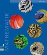 Cover-Bild zu Mathematik 4, Primarstufe, Lösungen von Autorenteam