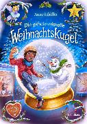 Cover-Bild zu Die geheimnisvolle Weihnachtskugel von Scheller, Anne