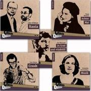 Cover-Bild zu 11te Staffel, fünf Minibücher, Booklits, Literatur Quickie, Geschichten to go! von Karr & Wehner