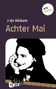 Cover-Bild zu Achter Mai - Literatur-Quickie (eBook) von Dückers, Tanja