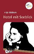 Cover-Bild zu Hotel mit Seeblick - Literatur-Quickie (eBook) von Dückers, Tanja