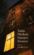 Cover-Bild zu Hausers Zimmer von Dückers, Tanja