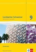 Cover-Bild zu Lambacher Schweizer Mathematik 9. Ausgabe Baden-Württemberg. Arbeitsheft plus Lösungsheft Klasse 9