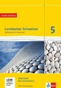 Cover-Bild zu Lambacher Schweizer. 5. Schuljahr. Arbeitsheft plus Lösungsheft und Lernsoftware. Neubearbeitung. Baden-Württemberg