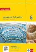 Cover-Bild zu Lambacher Schweizer. 6. Schuljahr. Arbeitsheft plus Lösungsheft und Lernsoftware. Neubearbeitung. Baden-Württemberg
