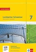 Cover-Bild zu Lambacher Schweizer. 7. Schuljahr. Arbeitsheft plus Lösungsheft und Lernsoftware. Baden-Württemberg
