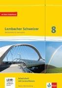 Cover-Bild zu Lambacher Schweizer. 8. Schuljahr. Arbeitsheft mit Lösungsheft und Lernsoftware. Baden-Württemberg